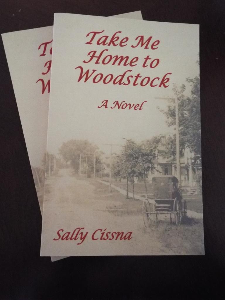 Wisconsin author Cissna